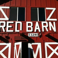 Photo taken at Red Barn by Todd W. on 1/19/2013