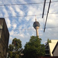 Photo taken at H Stadttor by Jasmin A. on 7/23/2014