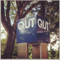 Photo taken at QUT Gardens Point by Tracy P. on 7/11/2013