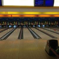 Photo taken at Buffaloe Lanes Cary Bowling Center by Doug W. on 3/16/2013