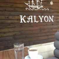 Photo taken at Kalyon Café by Serdar D. on 6/29/2013