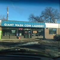 Photo taken at Giant Wash Coin Laundry by Lisa J. on 1/9/2013