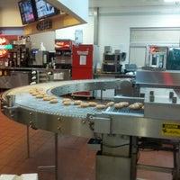 Photo taken at Krispy Kreme Doughnuts by Anthony N. on 5/11/2013