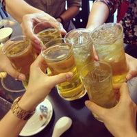 Photo taken at Nhà hàng lẩu Soa Soa by meoo on 2/10/2014