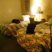 Photo taken at Days Inn Orlando Midtown by Shameer A. on 3/26/2014