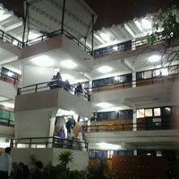 Photo taken at Facultad de Ciencias de la Comunicación UAP by Sandra D. on 11/1/2012