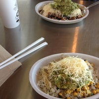 Photo taken at Chipotle Mexican Grill by Alina E. on 11/4/2012