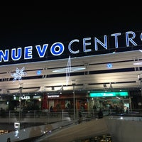 Photo taken at C.C. Nuevo Centro by Xavi C. on 12/11/2012