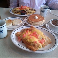Photo taken at IHOP by Manal A A. on 1/14/2013