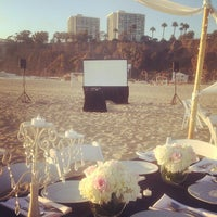 Photo taken at Annenberg Community Beach House by ADROIT S. on 7/24/2013