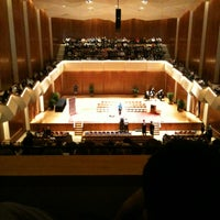 Photo taken at Krannert Center For The Performing Arts by John O. on 5/12/2013