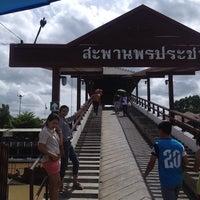Photo taken at Samchuk Market by Phungnoy C. on 7/22/2013