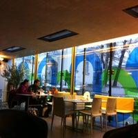 Das Foto wurde bei Dschungel Café von Davor G. am 2/17/2013 aufgenommen