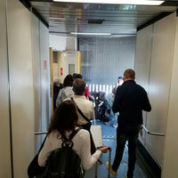 Photo taken at Gate A19 by Michele B. on 5/22/2016