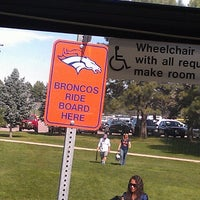 Photo taken at Arapahoe High School by Jim P. on 9/29/2013