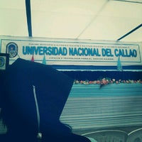 Photo taken at Universidad Nacional del Callao by Steven on 11/8/2012