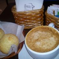 Photo taken at Barão do Grão Cafeteria by @aninhagoulart a. on 9/28/2011