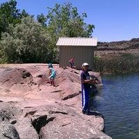 Photo taken at Dierkes Lake by Gary M. on 6/15/2013