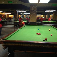 Photo taken at Club 11 Snooker & Pool by Wan 1. on 6/15/2013