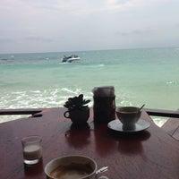 Photo taken at Sangthian Beach Resort by Aey on 1/24/2016