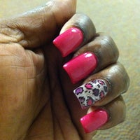 Photo taken at Generation Nails by Bflyy 0. on 2/26/2013