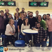 Photo taken at Buffaloe Lanes North Bowling Center by Erik L. on 1/26/2015