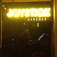 Photo taken at Joystick Gamebar by Nyck B. on 11/27/2012
