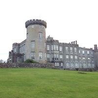 Photo taken at Dromoland Castle Hotel by Dave M. on 1/14/2013