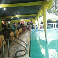 Photo taken at INTEKMA Resort & Convention Centre (IRCC) by Mohd H. on 7/23/2013