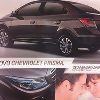 Photo taken at Uvel Veículos - Chevrolet by Matheus M. on 7/24/2013