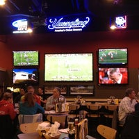 Photo taken at Buffalo Wild Wings by Tom R. on 11/17/2012