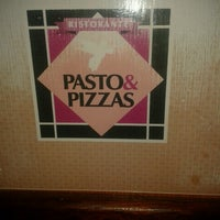 Photo taken at Pasto & Pizzas by Mariana A. on 12/21/2012