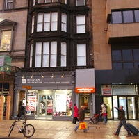 Photo taken at easyHotel Edinburgh by easyHotel Edinburgh on 1/15/2014