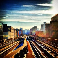 Photo taken at Metro North - Harlem - 125th Street Station by Frank R. on 1/28/2013