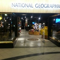 Photo taken at National Geographic Store by Syamil A. on 11/29/2012