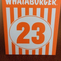 Photo taken at Whataburger by Buddy T. on 9/15/2013