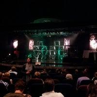 Photo taken at Mosaïek Teatro by Juan S. on 11/2/2012