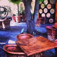 Photo taken at Hotel Los Abolengos by Mickael T. on 3/27/2013