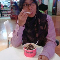 Photo taken at Tutti Frutti by Aqilah J. on 5/1/2013