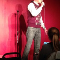 Photo taken at Joke Joint Comedy Club by mames on 12/5/2013