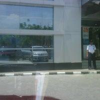 Photo taken at Bank Negara Indonesia (BNI) Cepu by Fahrudin T. on 10/24/2011
