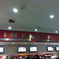 Photo taken at Cinemark by Camila M. on 12/17/2012