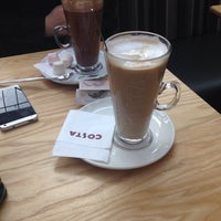 Photo taken at Costa Coffee by Cynthia M. on 7/14/2014