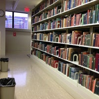 Photo taken at Memorial Library by Joey P. on 12/19/2012