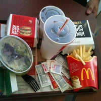 Photo taken at McDonald's by Andre T. on 3/6/2013