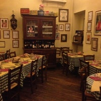 Photo taken at Osteria del F.I.A.T. by Lu B. on 3/22/2013