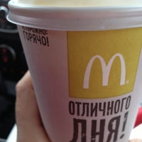 Photo taken at McDonald's by Tati K. on 12/3/2012
