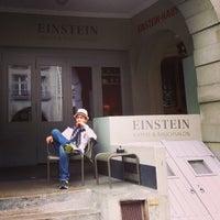 Photo taken at Einstein-Haus by Warich S. on 5/3/2013