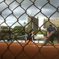 Photo taken at Rainbow Wahine Softball Stadium by Sean N. on 5/10/2013