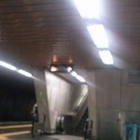 Photo taken at MetrôRio - Estação Central by Douglas C. on 11/11/2012